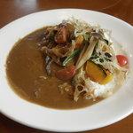レストランスギヤマ - 野菜カレーセット