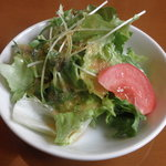 レストランスギヤマ - サラダ