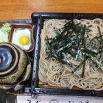 松月庵 - 料理写真:ざるそば