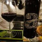 スペインバルFarol - 赤ワイン