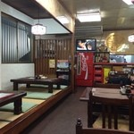 chuukaryourimikawaya - 店内