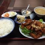 三河屋 - 料理写真:特別定食
