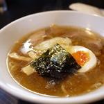 麺屋 暁 - 五穀味鶏醤油ラーメン