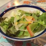バリエ - セットのサラダ