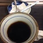 銀次朗 - ホットコーヒー