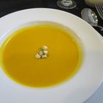 ル・バンブー - 本日のスープ(かぼちゃ)