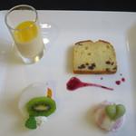 ル・バンブー - 本日のデザート