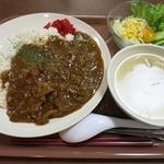 マザーズ ハウス - ・「牛タン牛すじカレー(\950)」