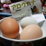鳥春 - 色々地鶏玉子