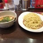 東京とんこつらーめん 翔 - 濃厚つけ麺