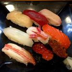 おたる佐藤食堂 - 上生寿司