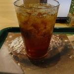 モスバーガー - ウーロン茶