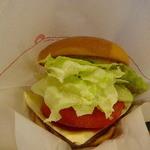 モスバーガー - モス野菜チーズバーガー