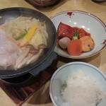 伊豆まつざき荘 - 夕食