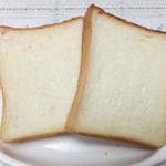 Sante - 角食(プレーン)2枚