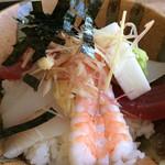 大正庵 - 海鮮丼