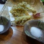 欅 - 料理写真:舞茸天ぷら