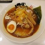 麺屋 にぼすけ - ・「魚炎中華麺(\750)」