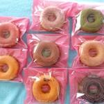 33672464 - 焼きドーナツ・8種類