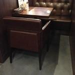 星乃珈琲店 - 2名テーブル席