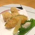 すし六法 - タチの天ぷら