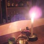 MEUBLE bar - 寒い時期には、燗酒も用意してもらえます。日本酒の種類は奈良のお酒や、マスターの好みのものなど。