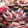 焼肉ヌルボン - 料理写真:食べ放題コース