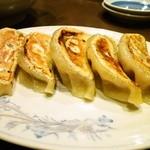 らーめん亭 - 焼き餃子¥500