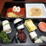西利 - 京漬物寿司点心 1404円