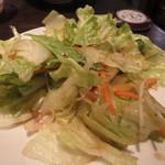 カルビちゃん - 食べ放題のチョレギサラダ