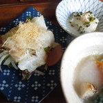 カエデナ - 小鉢3種