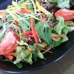 Villabli Garden - 焼肉サラダライス
