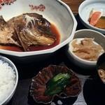 松江の台所 こ根っこや - あら煮定食