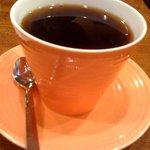 Dr.可児 - ディナーセットのコーヒー