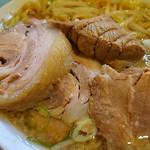 大仙 - 七城産艶ポーク仕様の極豚