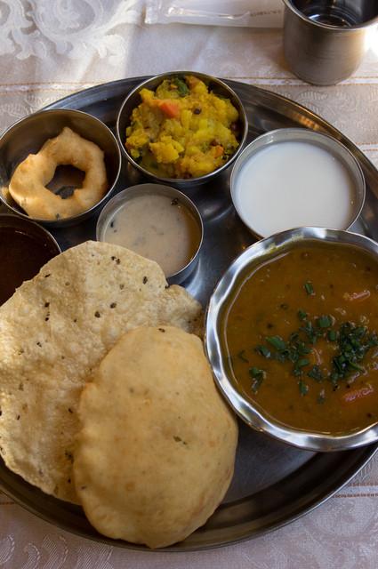 インド料理 MUTHU - ミールスセット
