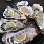 冨久井 - 生牡蠣