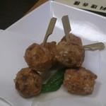 冨久井 - 里芋のニッコロ揚げ