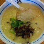 麺屋 あおい - ラーメンセット 2