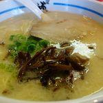 麺屋 あおい - ラーメンセット 3