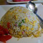 麺屋 あおい - ラーメンセット 6
