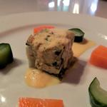 菜園ブッフェ ダブラ - イタリアンオムレツ、彩野菜のピクルス