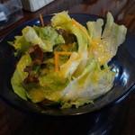 イーマサラ - ダルバートランチのサラダ