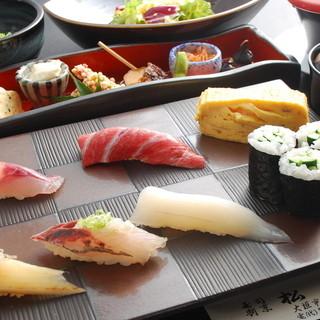 ◆江戸前の伝統を継承しながら寿司屋の形を革新。