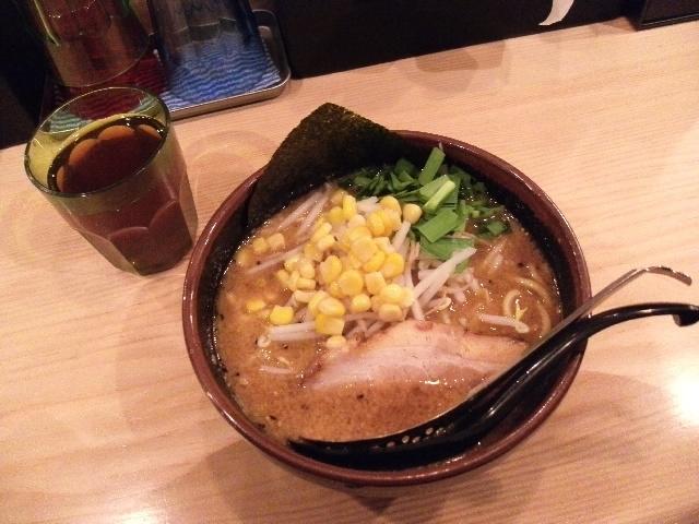 つなぎ - ¥750 味噌