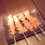 和食 いぶり - ボンジリと皮