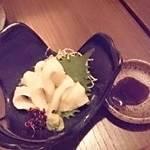 和食 いぶり - カレイの縁側