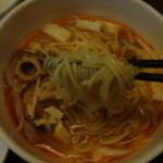 五香路 - サンラー湯麺