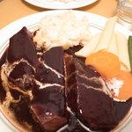 シチューの店 フジキッチン - タンシチュー