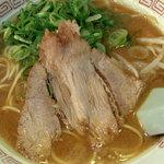 新福菜館  - ミソラーメン